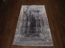 Modern Aprox 5x3 80x150cm Woven Backed Top Quality Sparkle Greys Rugs Shaggy New